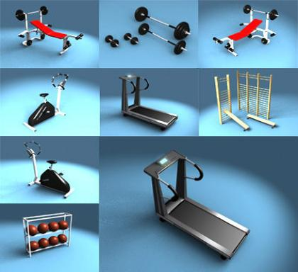 Post image for Exercise Equipment