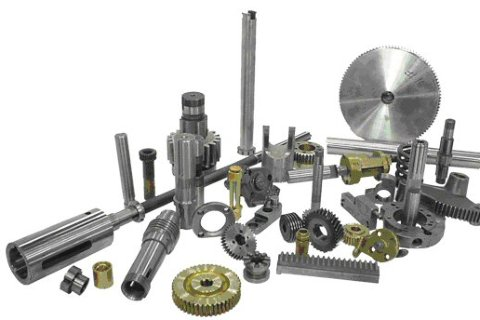 Post image for Machined Parts