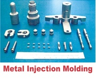 Metal Injection Molding - MIM